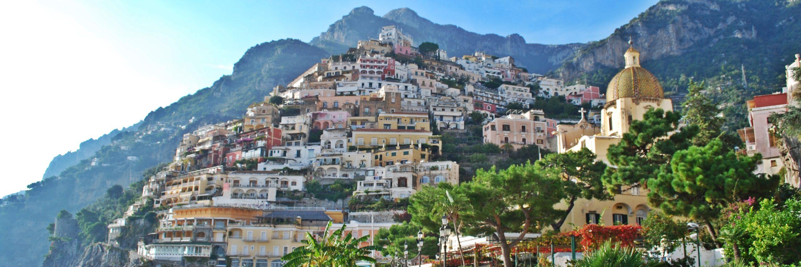 Falling In Love With Positano On Italy S Beautiful Amalfi